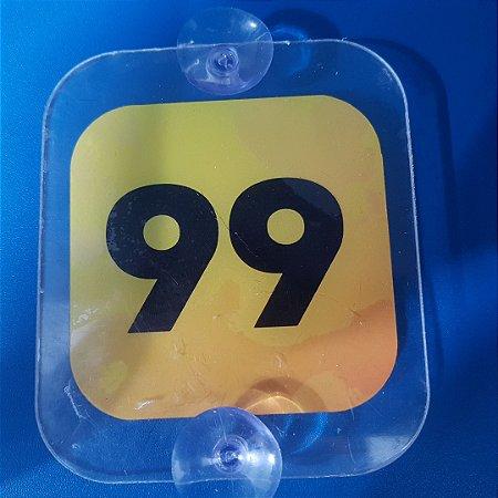 Placa com ventosa 99
