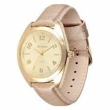 b1d7bf9acf9 Relógio Technos Elegance Dress Analógico Feminino 2035MCH2X - ROSA ...