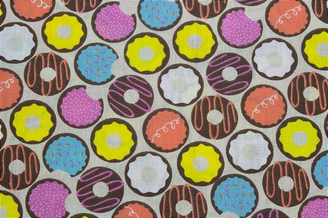 Tricoline Donuts ( 0,50 m x 1,40 m )