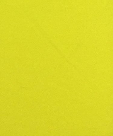 Tricoline Liso Amarelo Piu-Piu Bittencourt ( 0,50 m x 1,40 m )