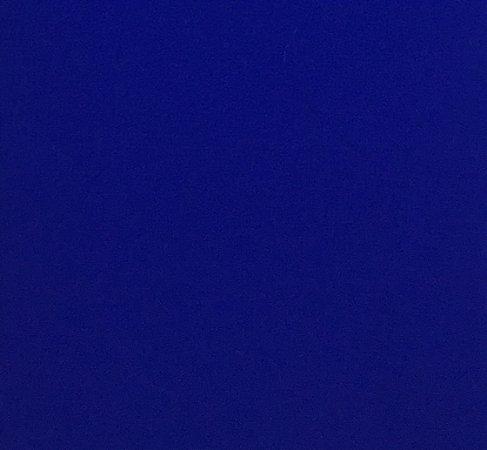 Tricoline Liso Azul Bic Bittencourt ( 0,50 m x 1,40 m )