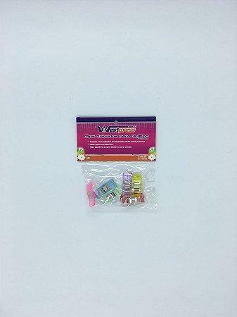 Clips Colorido Pequeno  Westpress ID:10392