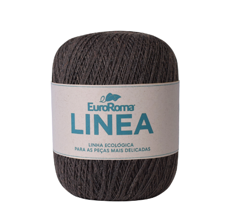 NOVELO EUROROMA LINEA 8/2 - 150G - 1000 M / MARROM