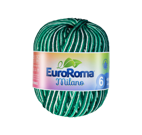 NOVELO EUROROMA MILANO 200 G / VERDE BANDEIRA