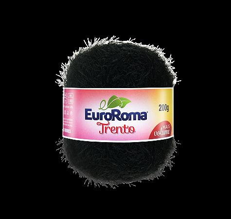 NOVELO EUROROMA TRENTO 200G / PRETO