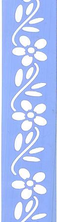 ESTÊNCIL JK 247 4 X 30 FLORAL