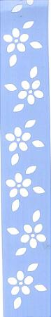 STENCIL JK 291 4 X 30 FLORES