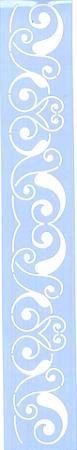 ESTÊNCIL JK 402 4 X 30 ARABESCO