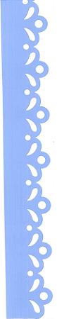 ESTÊNCIL JK 408 4 X 30 ARABESCO