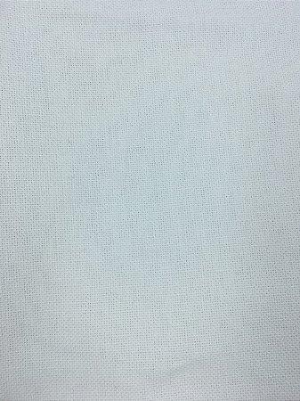 Tecido Broderie Branco p/ Bordado e Pintura BORD0050 Fernando Maluhy ( 0,50 x 1,60 m )