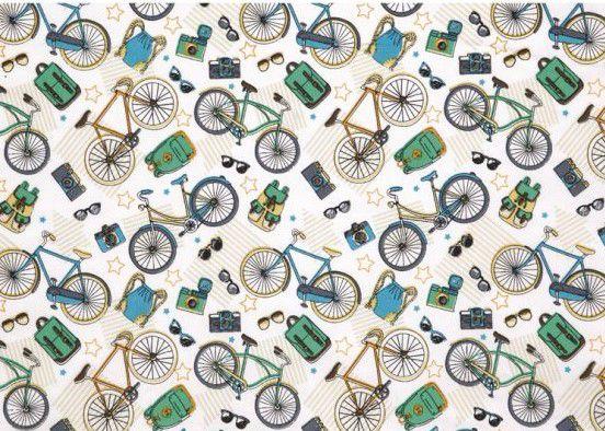 Tricoline Bicicletas Dohler ( 0,50 m x 1,40 m )