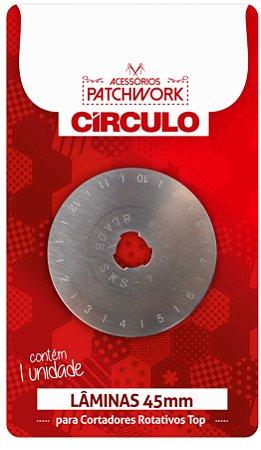 Lâmina Circular 45 mm Refil Círculo