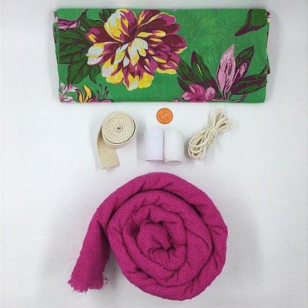 Kit 2 Para Bolsa/Toalha de Praia by Amanda Wosniak canal Art&Costura