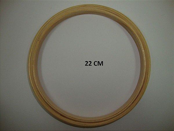 Bastidor de Madeira 22 cm