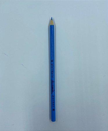 Giz Lápis Marcador para Tecidos Azul