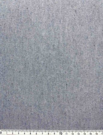 Tecido MISTO Jeans Azul Claro ( 0,50 m x 1,60 m )