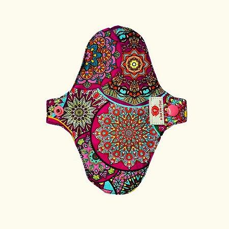 Protetor de Calcinhas - Mandala Flor