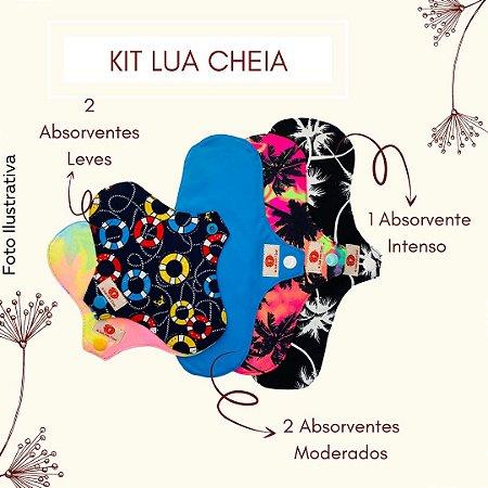 Kit Lunar - Lua Cheia