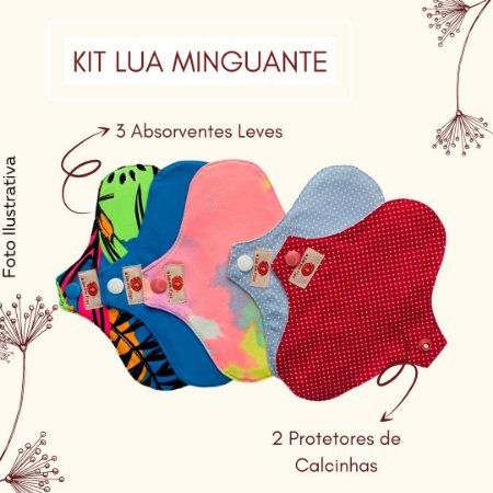 Kit Lunar - Lua Minguante