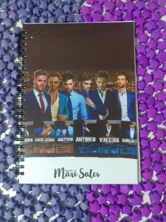 Caderno Família Valentini