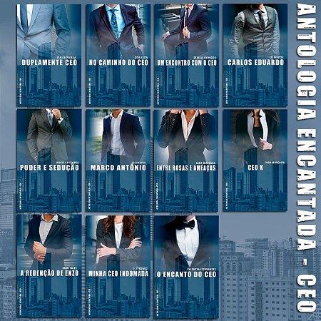 11 livretos - Antologia Encantada CEO