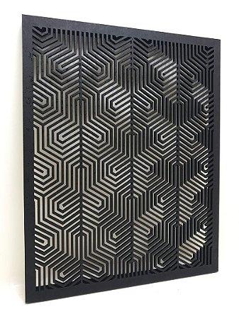 Quadro Decorativo Geométrico M01