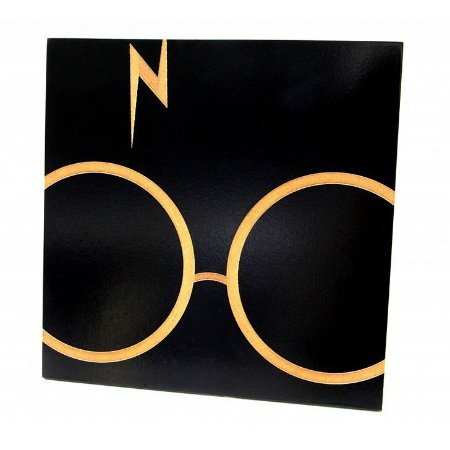 Quadro Harry Potter Cicatriz