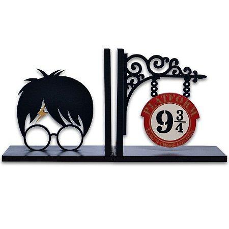 Aparador de Livros Harry Potter Estação 9 3/4