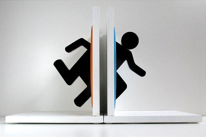 Aparador de Livros/DVDs Portal