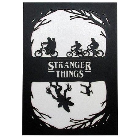 Quadro Stranger Things