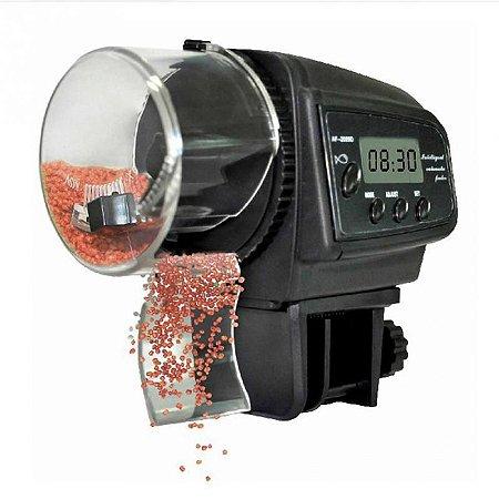 Alimentador Dosador Automático Aquário Resun Af - 2009d