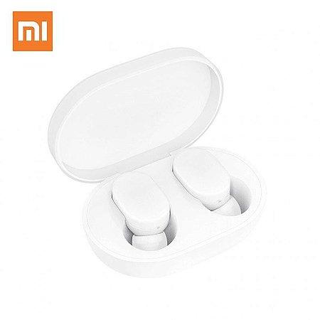 Fones De Ouvido Airdots Xiaomi Mi Branco Bluetooth Sem Fio