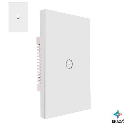 Interruptor Touch 1 Via Inteligente Wifi Google Home E Alexa