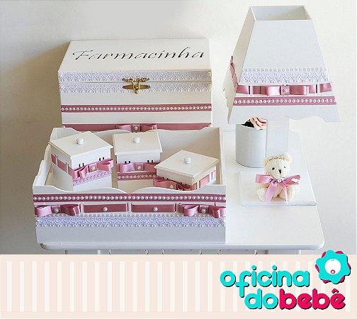 Kit Higiene Fita Rosa - 100717-77