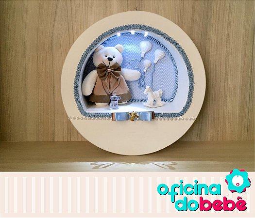 Quadro Enfeite de Porta Maternidade Bebê - 301526