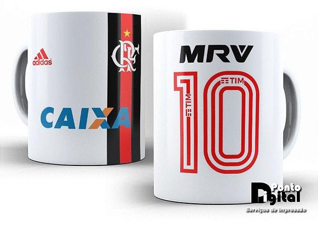 Caneca de Porcelana do Flamengo - Ponto Digital Personalizados f631da07ec60c
