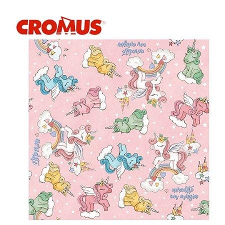 Saco de Presente CROMUS - Unicórnio