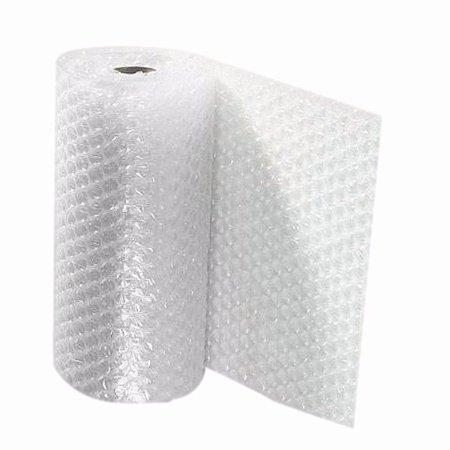 Plastico Bolha - Bobina De 60 Cm X 100 Metros Resistente
