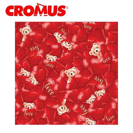 Saco de Presente CROMUS - Amoroso Vermelho
