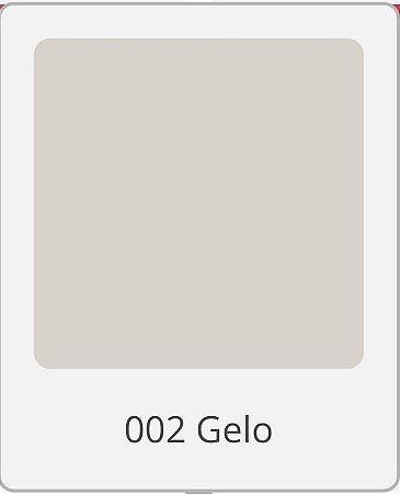 Tinta Acrílica Eucatex Peg & Pinte Profissional lata 18 lts Gelo rende até 70 m2 por demão