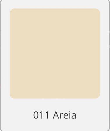 Tinta Acrílica Eucatex Peg & Pinte Profissional lata 18 lts Areia rende até 70 m2 por demão