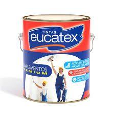 Massa Acrílica Eucatex 900 ml