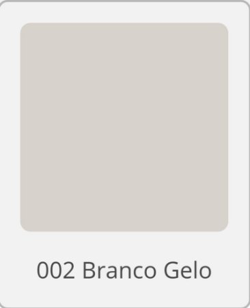 Tinta Acrílica Eucatex Peg & Pinte lt 18 lts Branco Gelo rende até 360 m2 por demão
