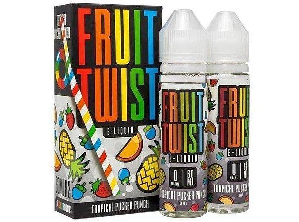 Líquido Twist e-liquid - Fruit - Tropical Pucker Punch