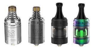 Atomizador BSKR V1.5 MTL RTA - Vandy Vape