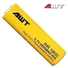 Bateria 18650 Li-mn - AWT