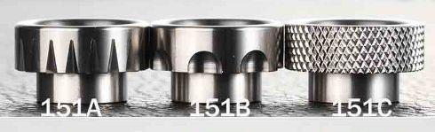Drip Tip 810 metálico - Padrão baixo