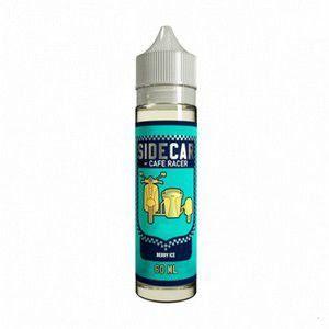 Liquido Cafe Racer Craft E-liquid - Berry Ice