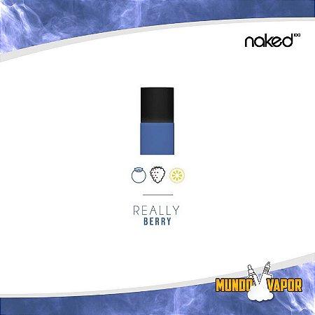 Pod de reposição para Pod System Naked100 - Really Berry