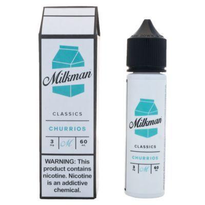 Líquido The Milkman - Classics - Churrios